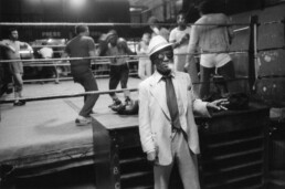 Boxing | Jules Allen Photo