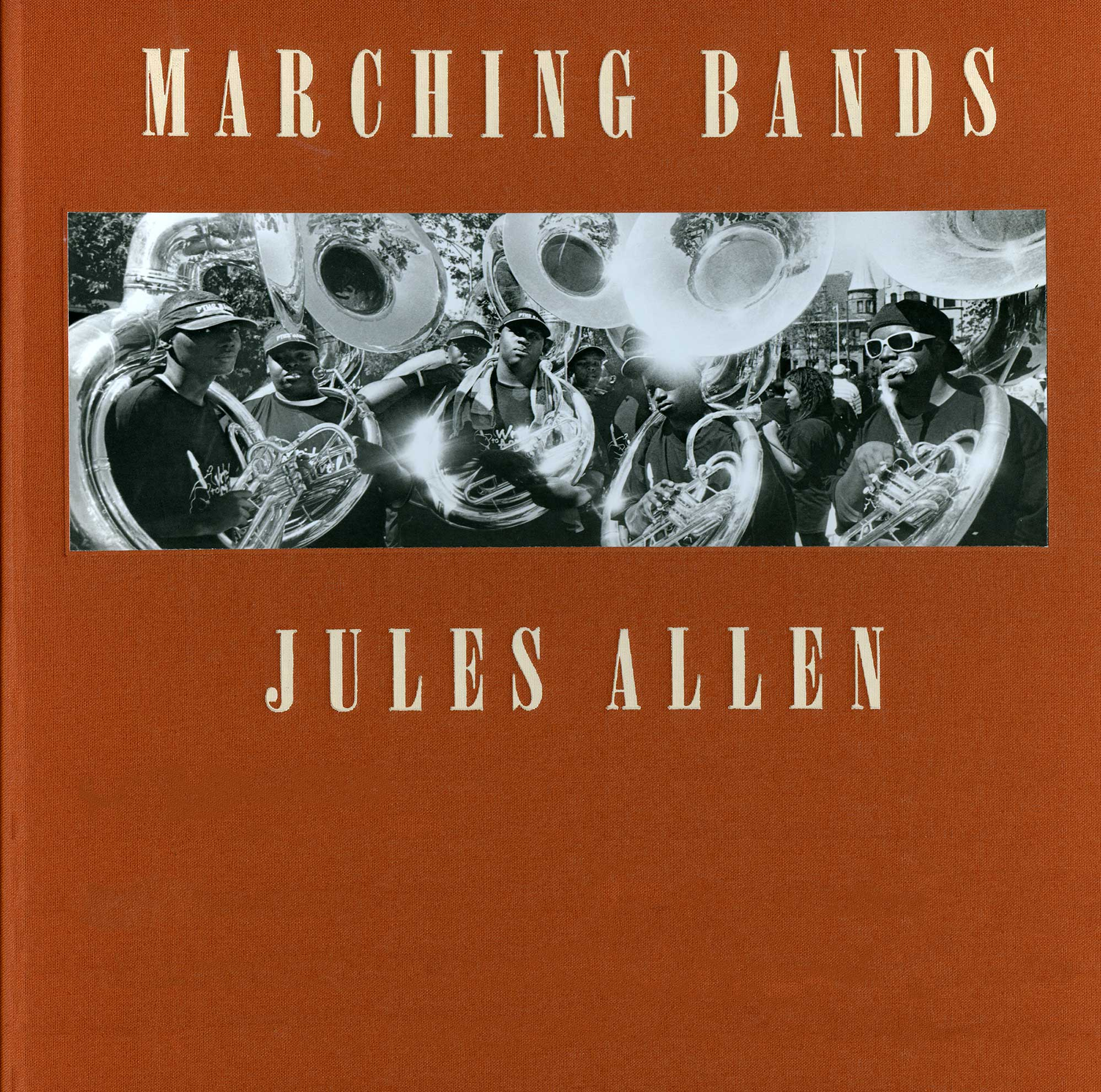 Marching Bands Book Cover